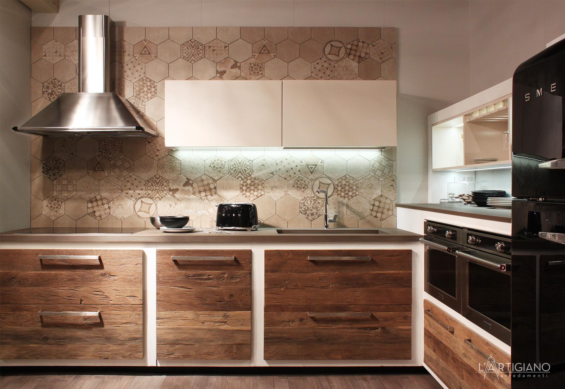 Cucine A Muro Foto cucine in muratura artigianali e su misura - l'artigiano